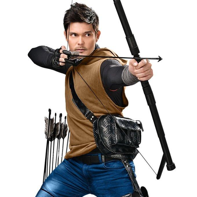 Dingdong Dantes as Alyas Robin Hood