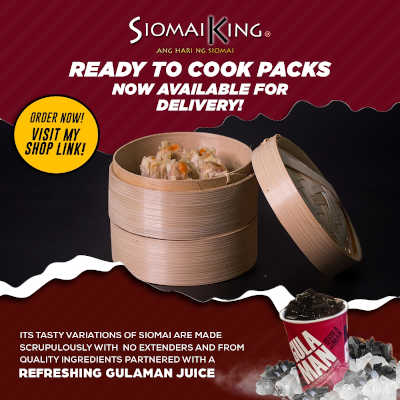 Order ready-to-cook siomai