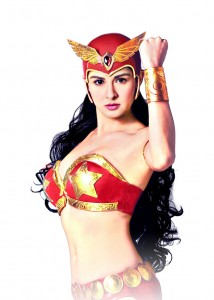 Marian Rivera as Darna (GMA Photo)