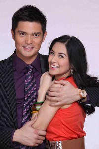 Dingdong Dantes at Marian Rivera