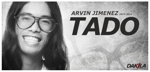 "Arvin ""Tado"" Jimenez (DAKILA)"