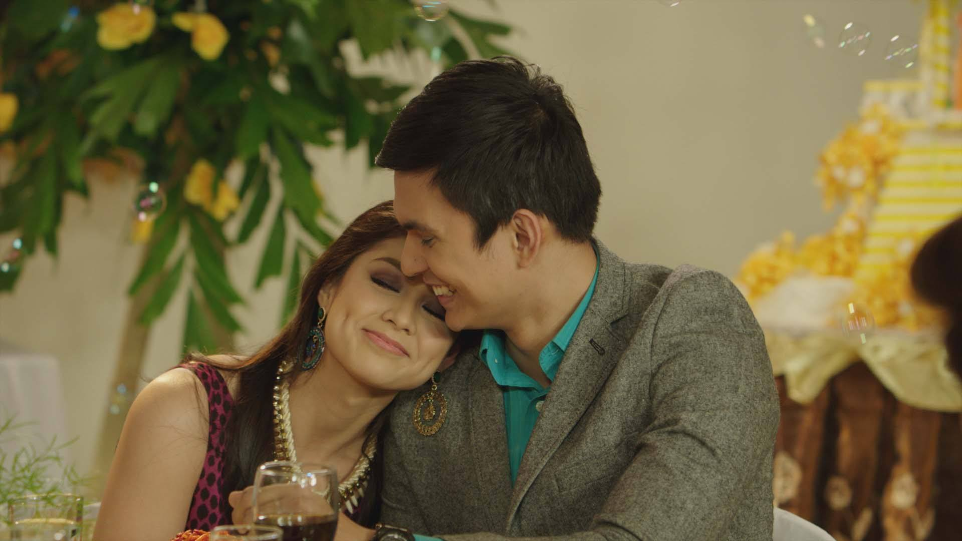 "Carla Abellana and Tom Rodriguez in ""So It's You"""