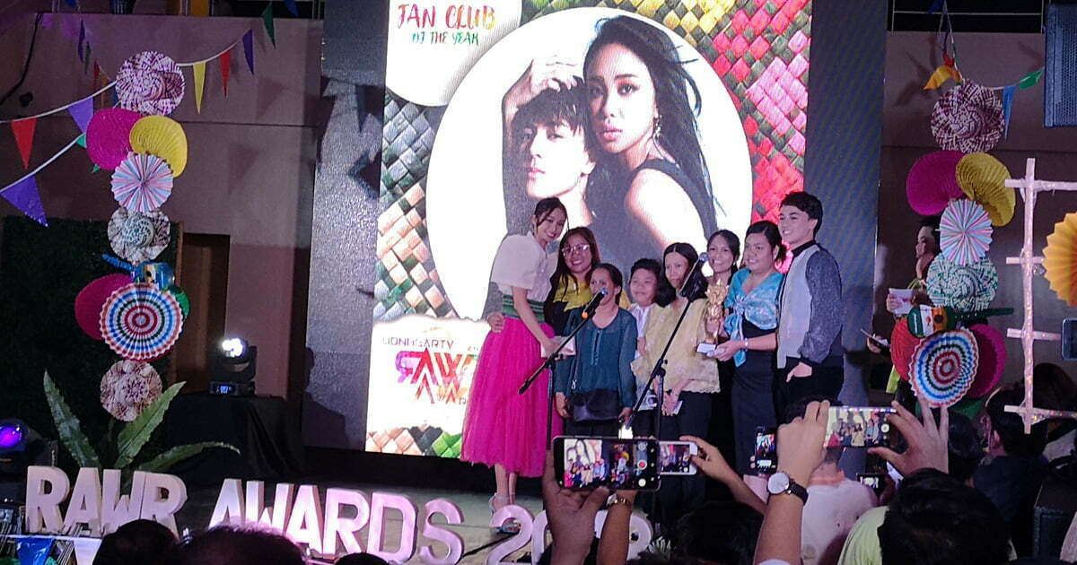 MayWard at fans sa RAWR 2018