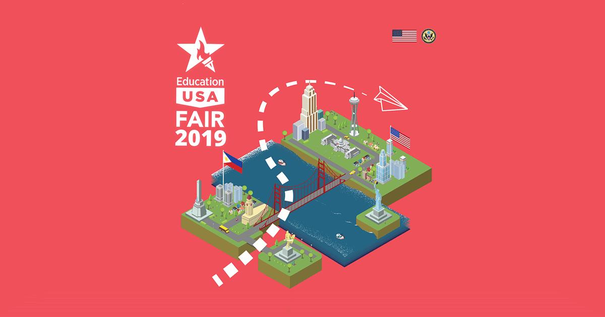 EducationUSA Fair 2019