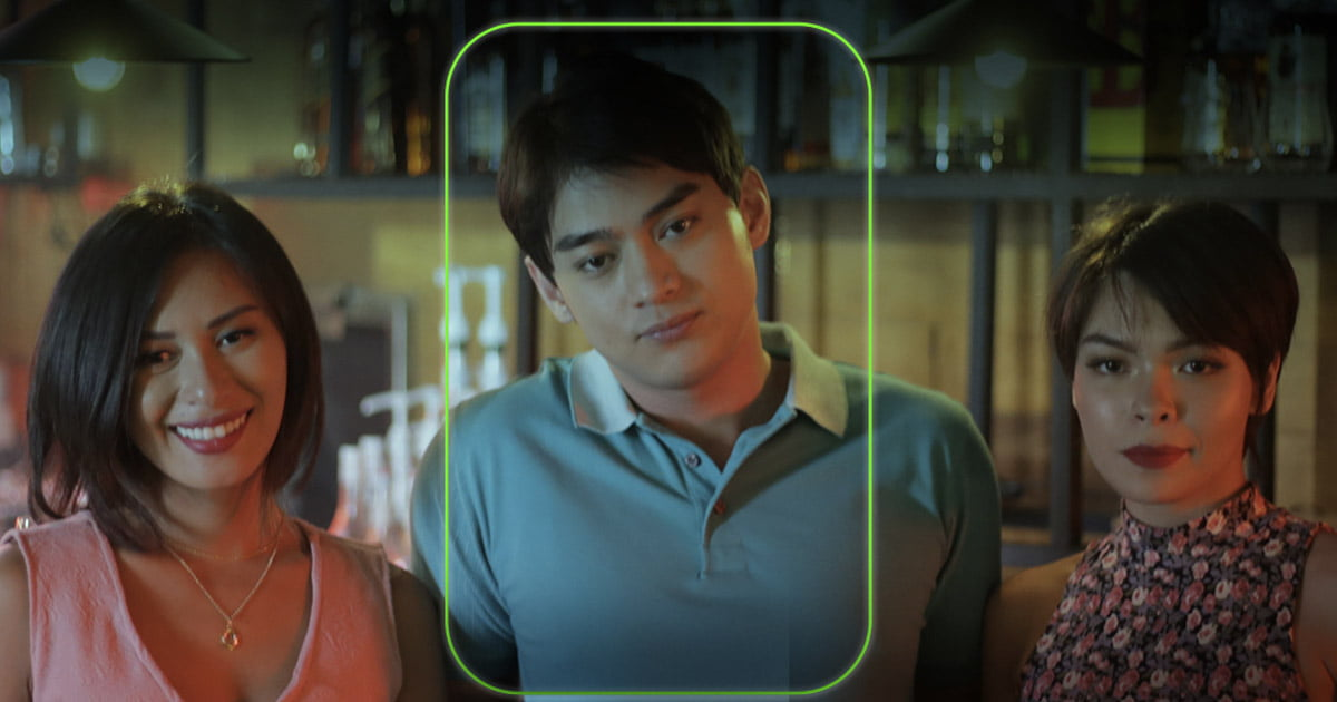 "Dionne Monsanto, Vance Larena, and Barbara Ruaro for Stories by PLDT-Smart's ""FindHer"""