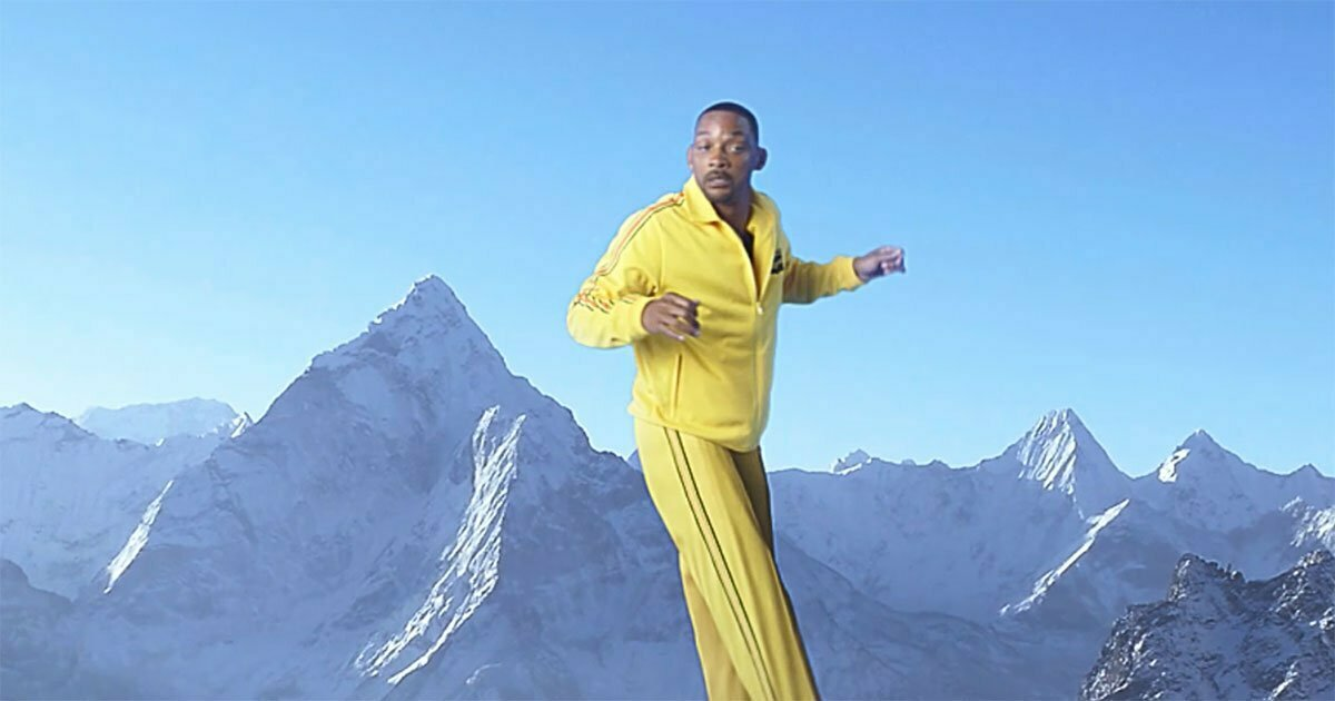 Will Smith for Onitsuka Tiger