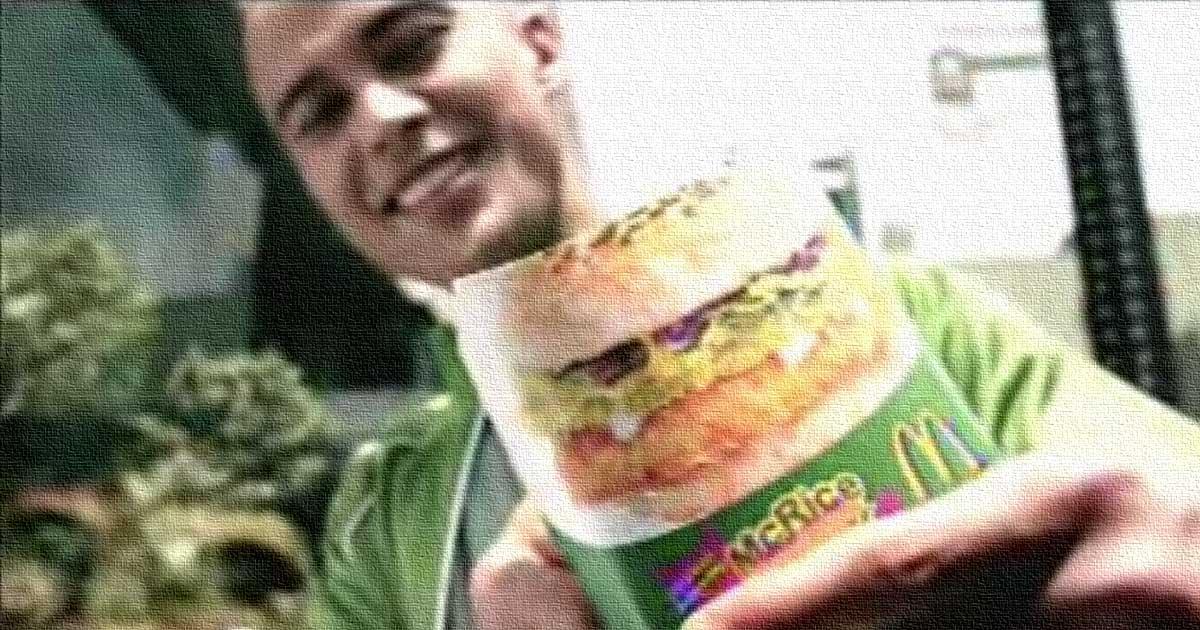 Will Devaughn & McDonalds McRice